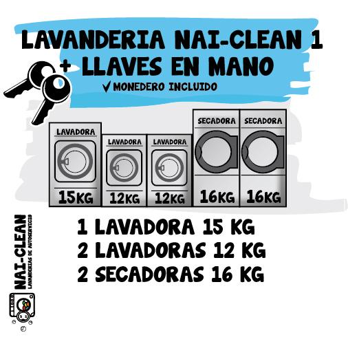 Instalación NAI-CLEAN 1