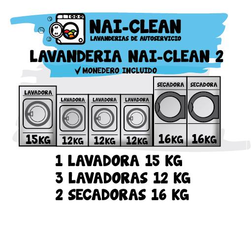 Instalación NAI-CLEAN 2