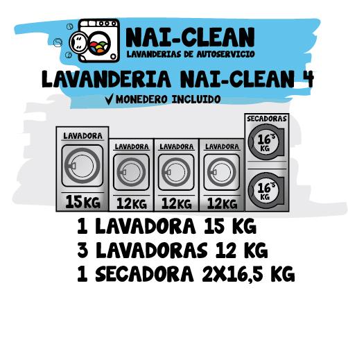Instalación NAI-CLEAN 4